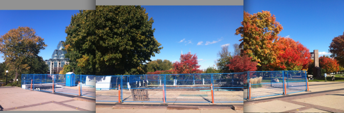 Site prep Fall 2016